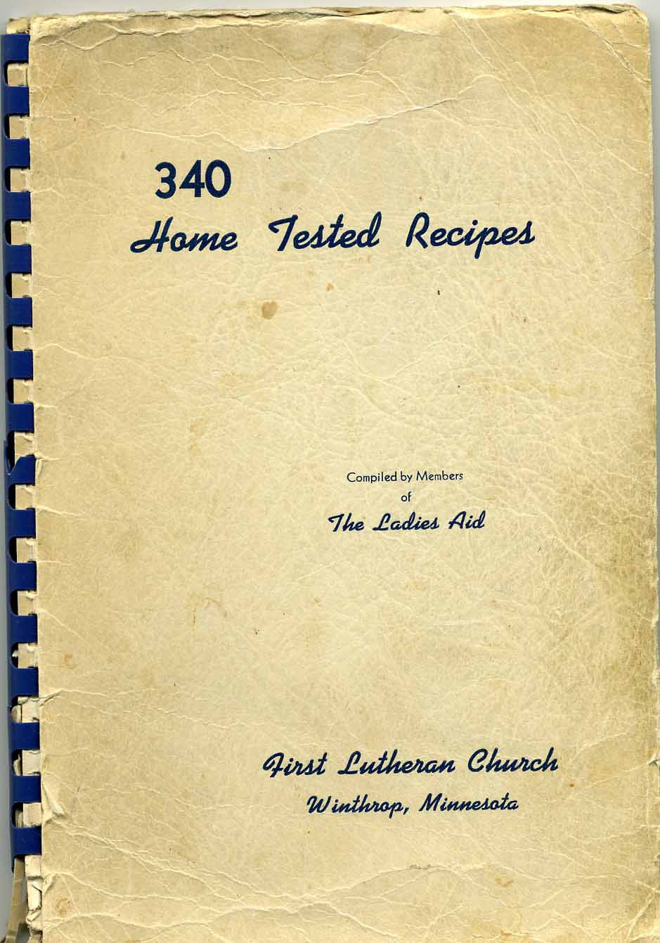 The Winthrop Cookbook