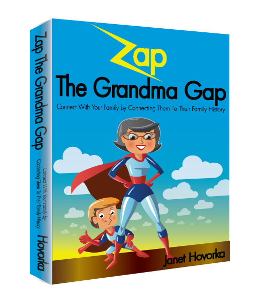 Zap The Grandma Gap Book