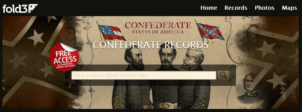Confederate Fold 3