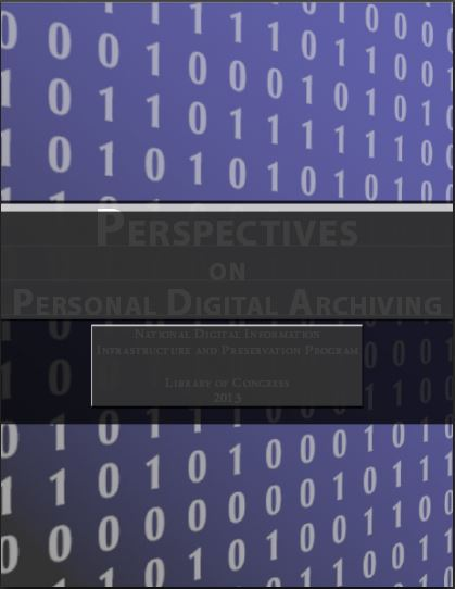 Digital archiving ebook