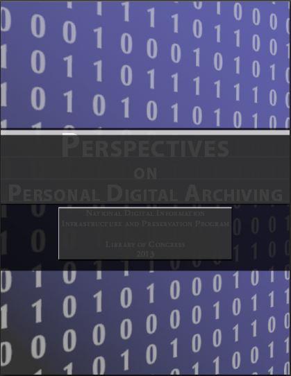 Digital archiving ebook
