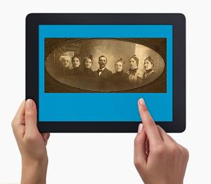 Genealogy and iPad