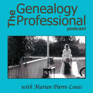 The Genealogy Professional podcast