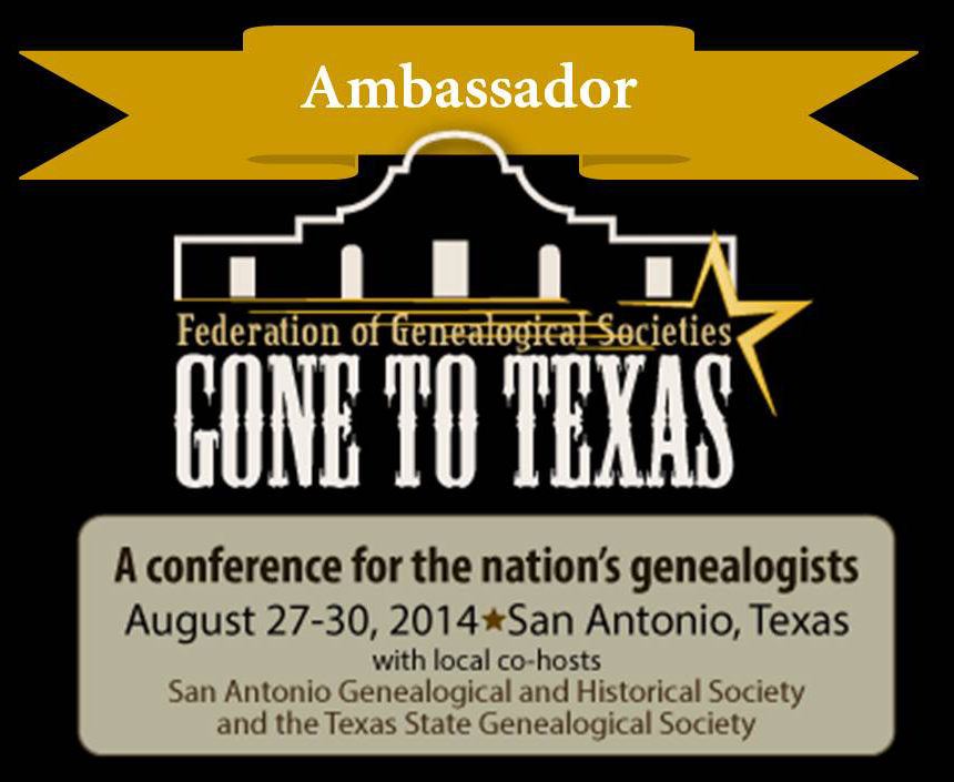 Want to be an FGS Conference Ambassador? Here's Your Invitation!