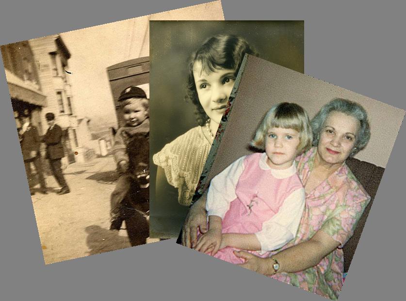 Family History Photos at www.GenealogyGems.com