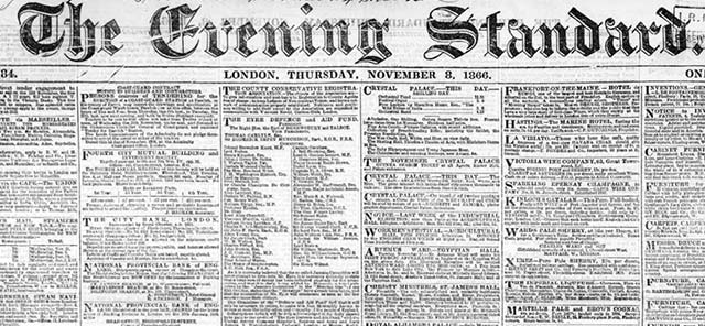New Editions of Old Papers Now at the British Newspaper Archive