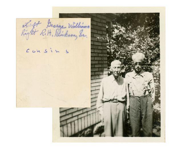 Old Photo Solves Genealogy Mystery