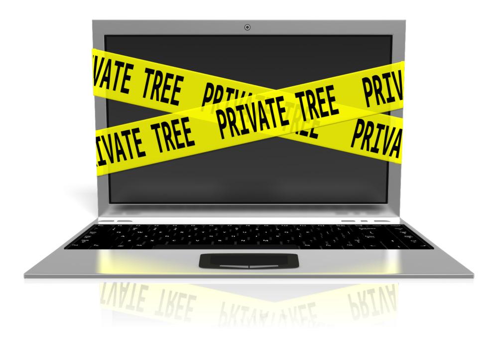 Family Tree Etiquette: Online Private v. Public Trees