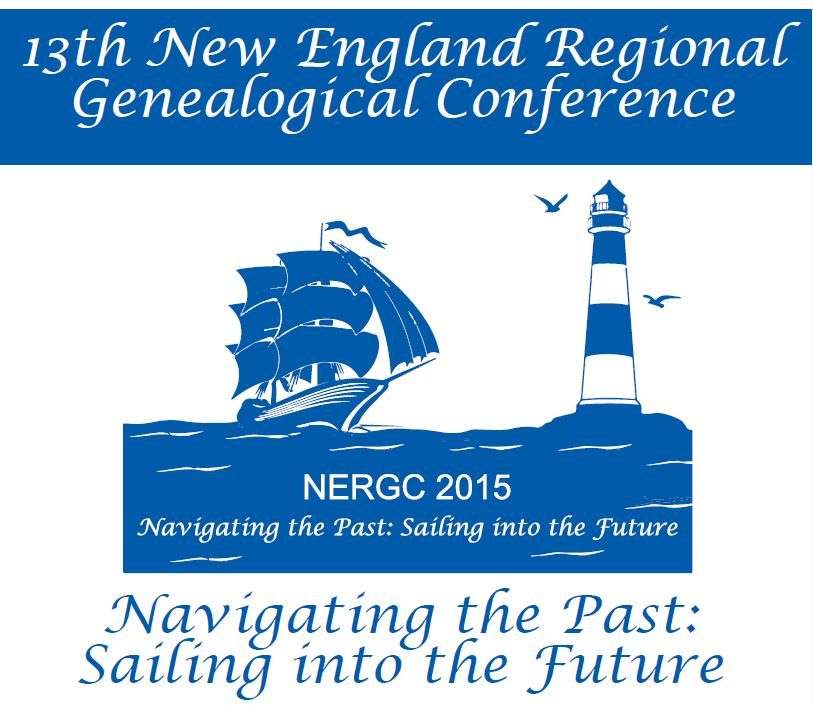 New England genealogy conference NERGC 2015