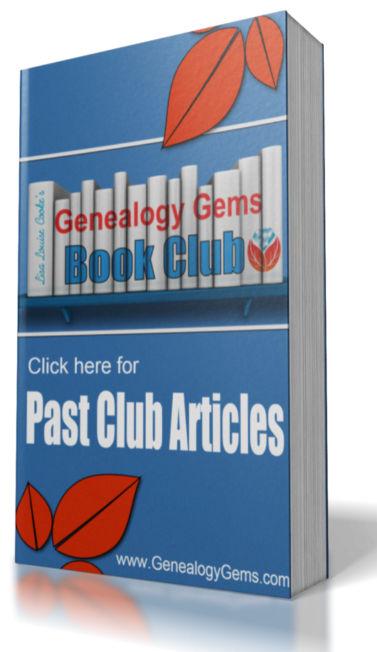 Genealogy Gems Book Club Genealogy Family History