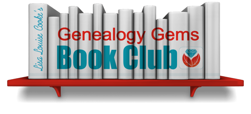 genealogy book club family history reading