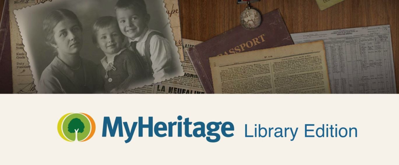 MyHeritage Library Edition