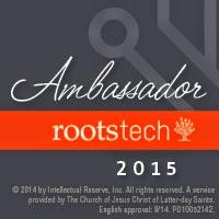rootstech 2015 ambassador badge