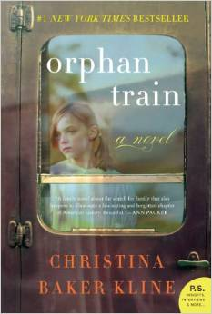 orphan train Christina Baker Kline genealogy book club