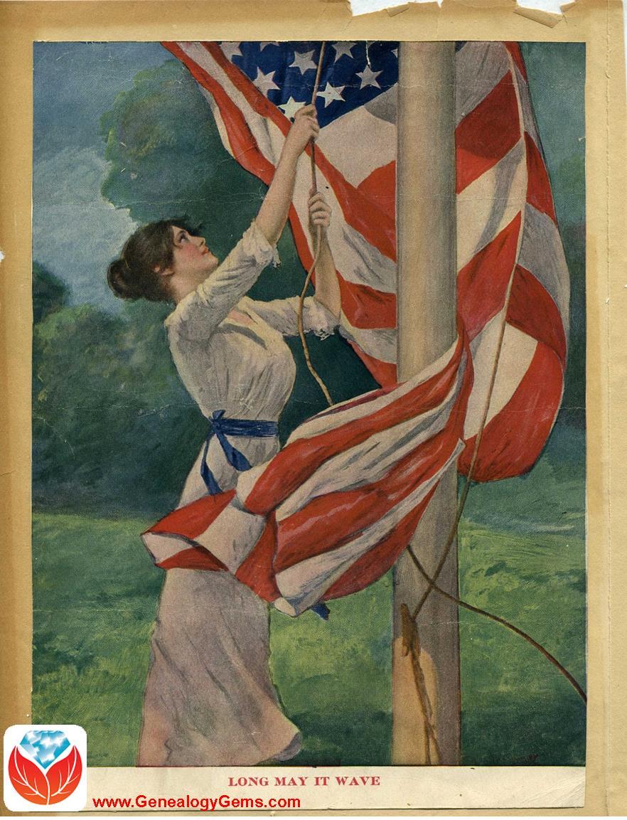 Share World War I Family History