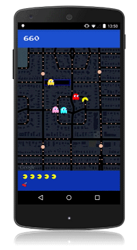 Walka walka walka: New Google PAC-Maps!