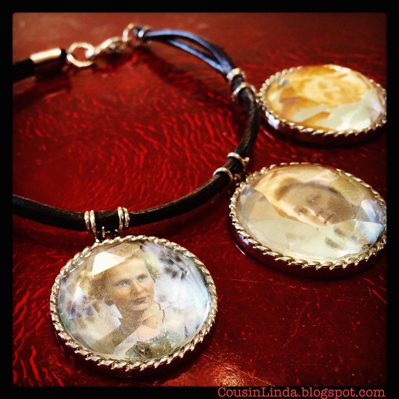 Heritage Bracelet Idea: Family History Jewelry