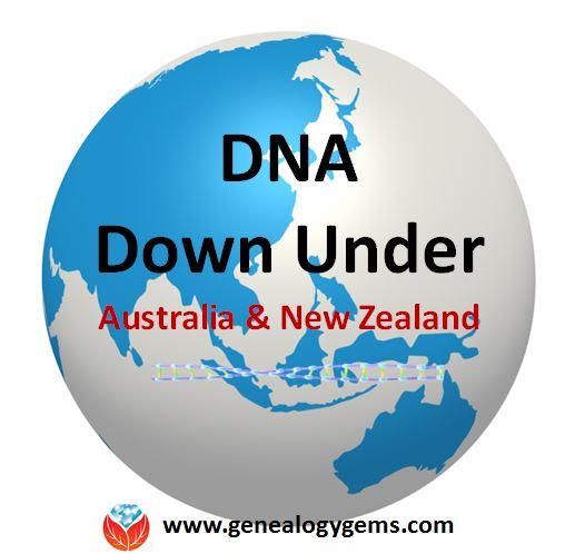 DNA Down Under: AncestryDNA in Australia and NZ