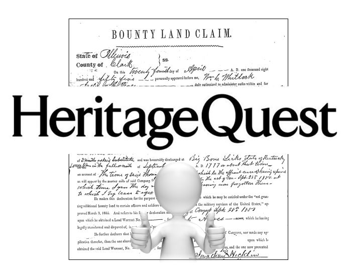 HeritageQuest Online Gets Better With Ancestry's Support
