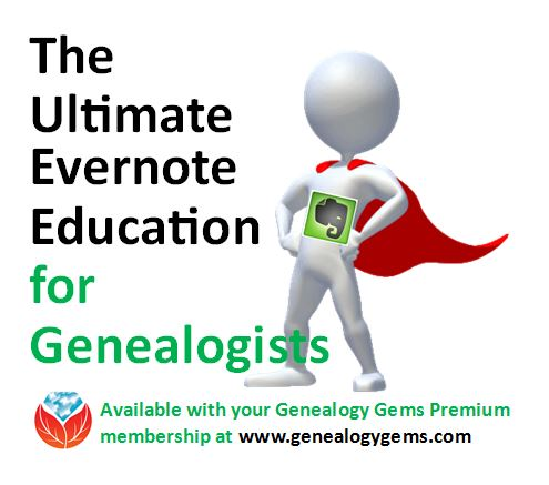 Ultimate Evernote Education abbreviated