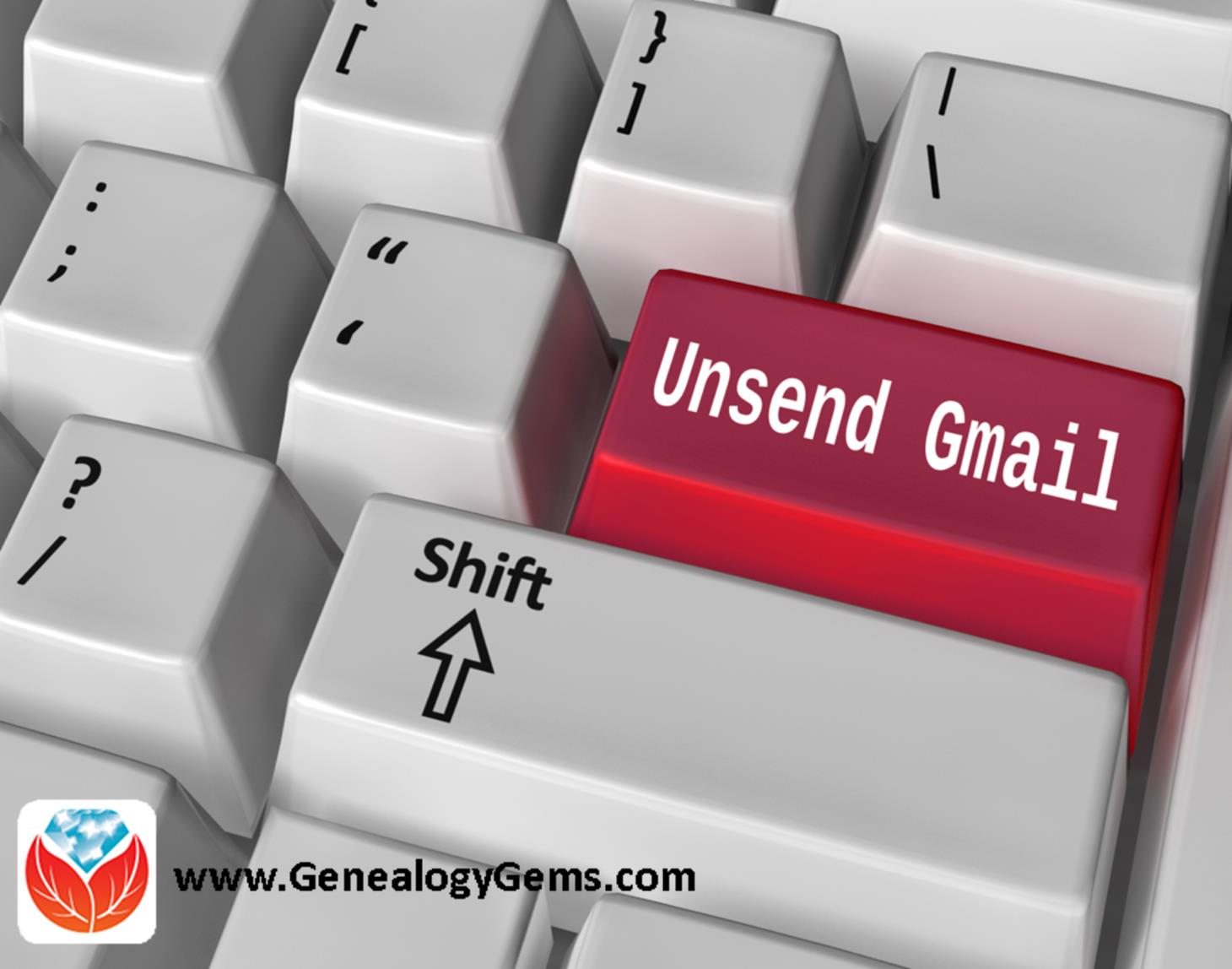 How to Unsend Gmail email message