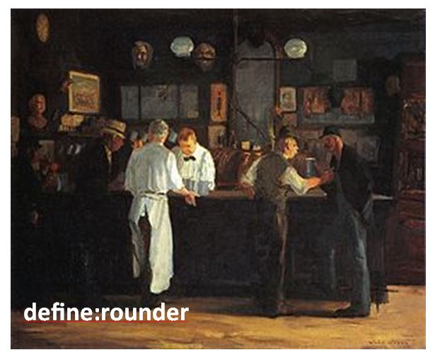 """She was a """"Rounder?"""" Use Google Search Operators to Define Old or Unfamiliar Words"""