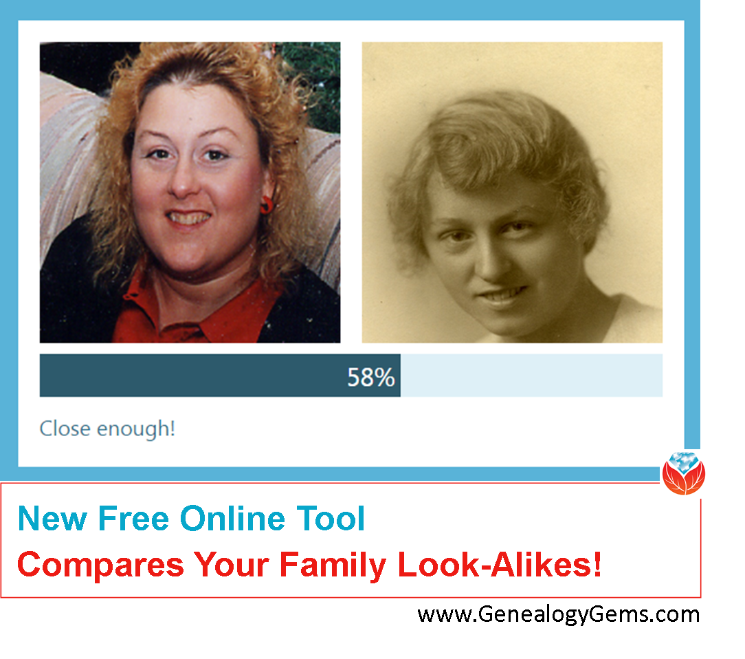 Compare Look-Alikes in Your Family with Free Facial Recognition Tool