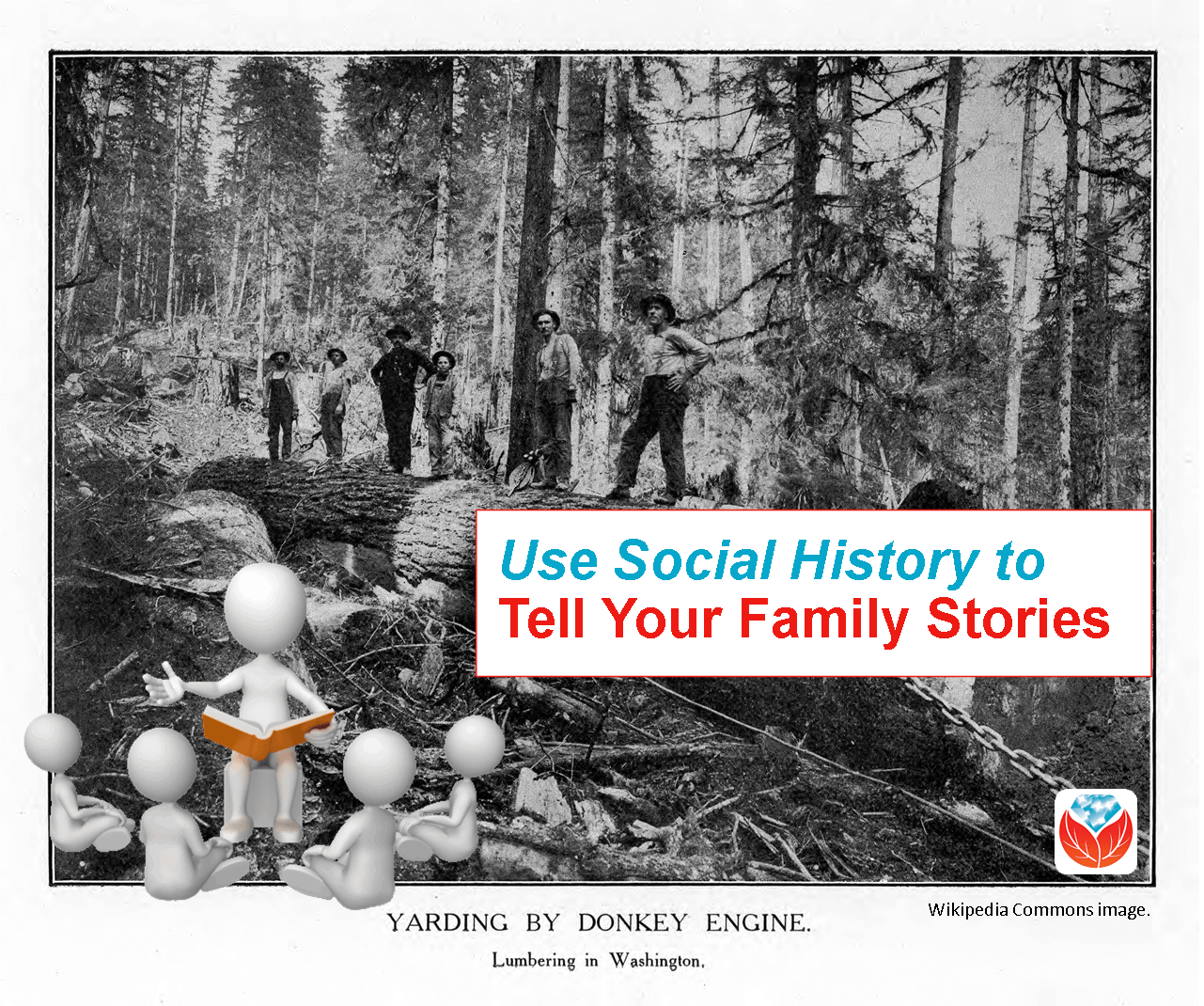 Tell Your Ancestor's Story: Use Social History for Genealogy