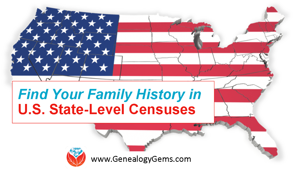 US State Census Records: Capture Your Family History Between Federal Censuses