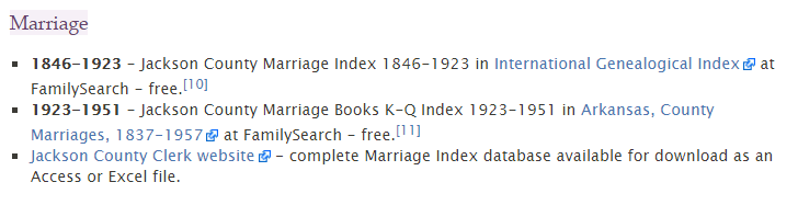 FS wiki marriage records