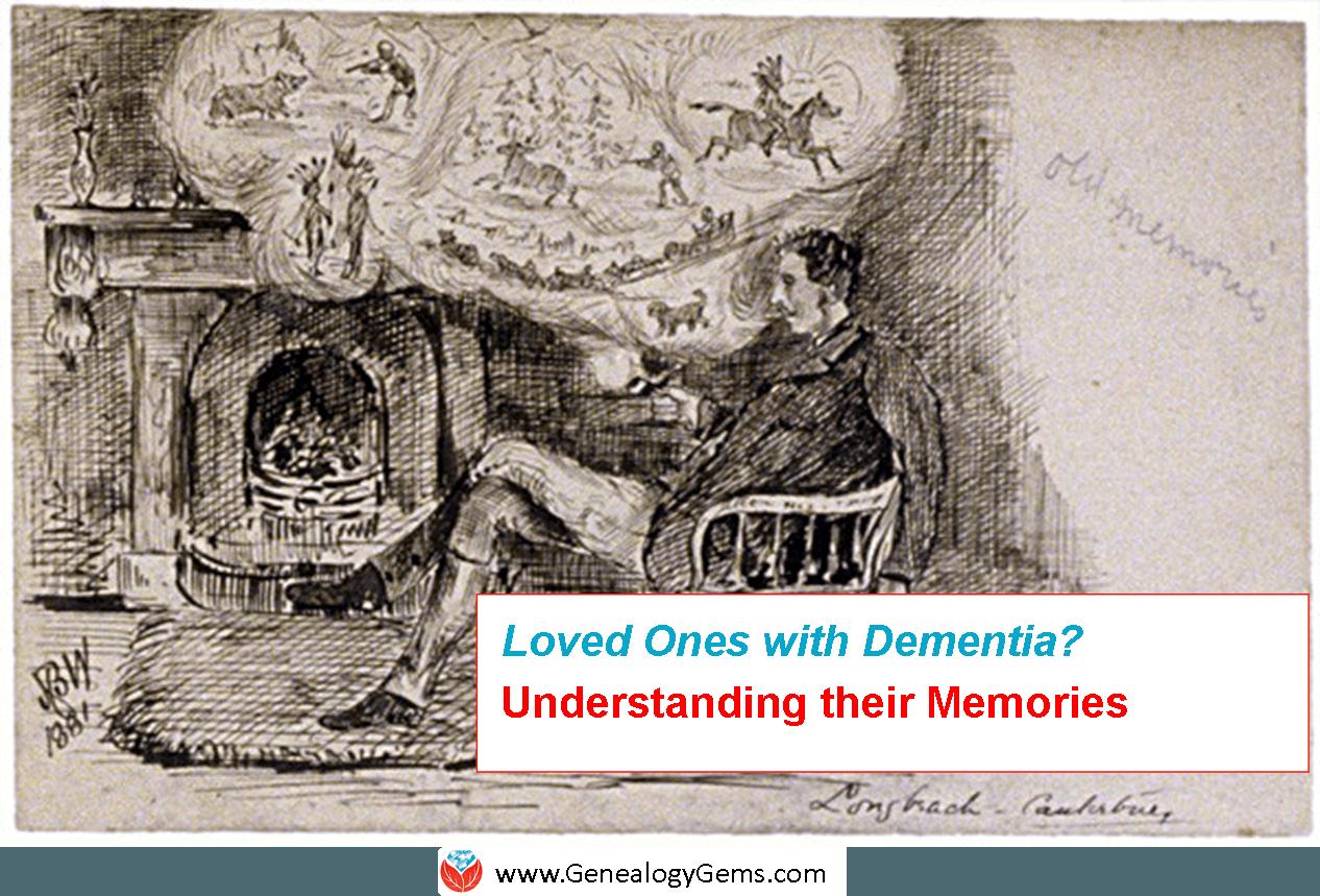 dementia understanding memories