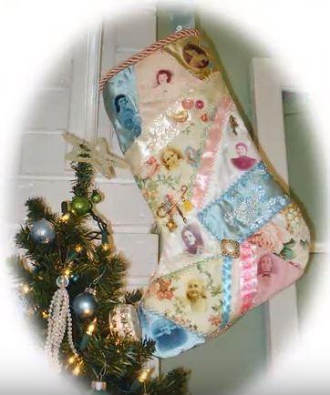 Genealogy Christmas Stocking