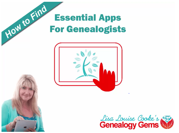 How to Find Genealogy Apps: New Premium Video
