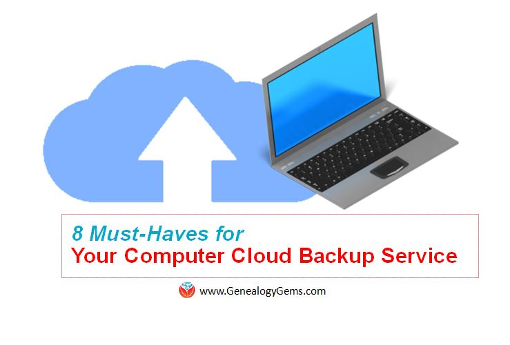 8 Features Your Cloud Backup Service Should Have