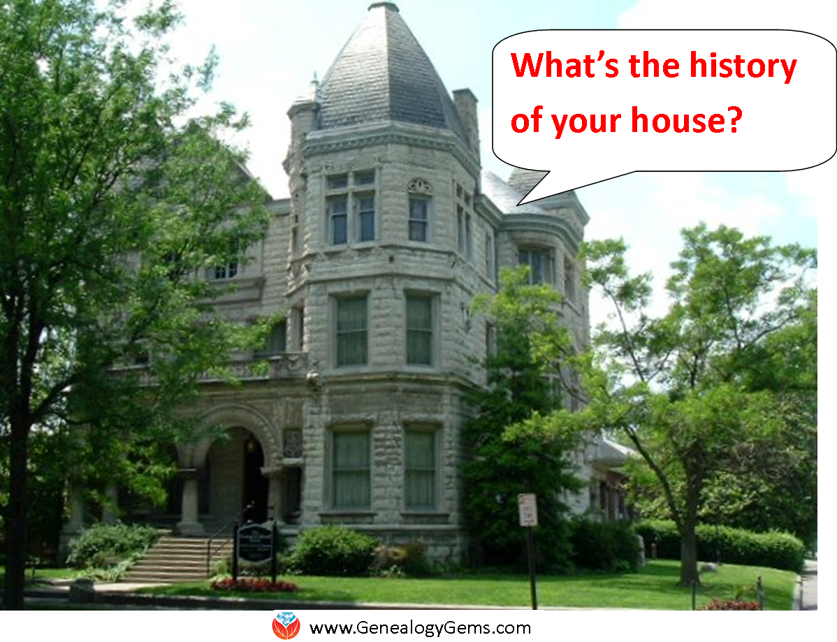 """Discover Your House History: """"If These Walls Could Speak"""""""