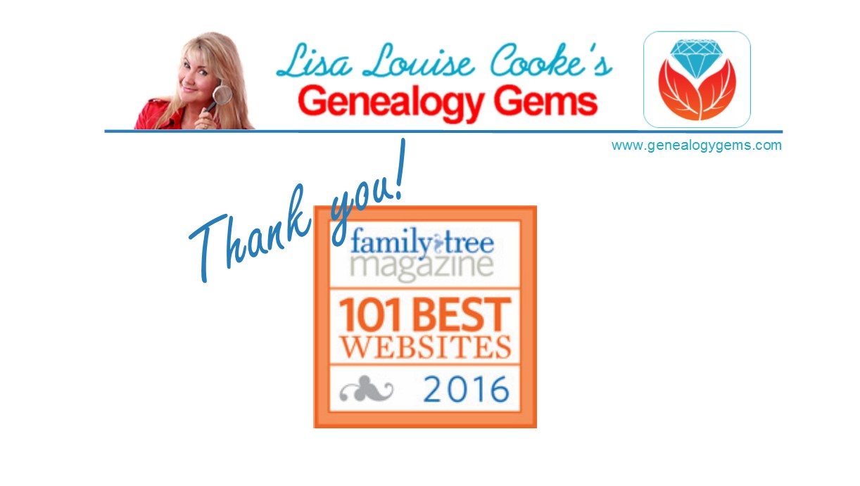 Family Tree magazine 110 Best websites for family genealogy