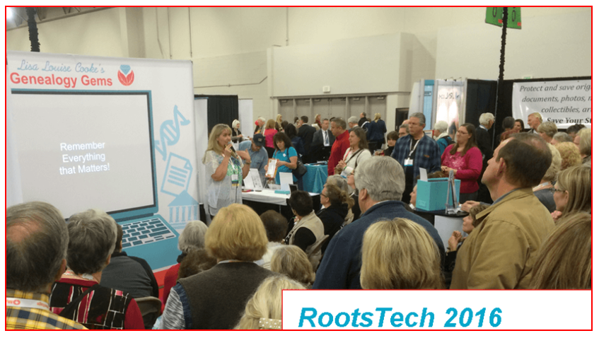 Gems at RootsTech 2017