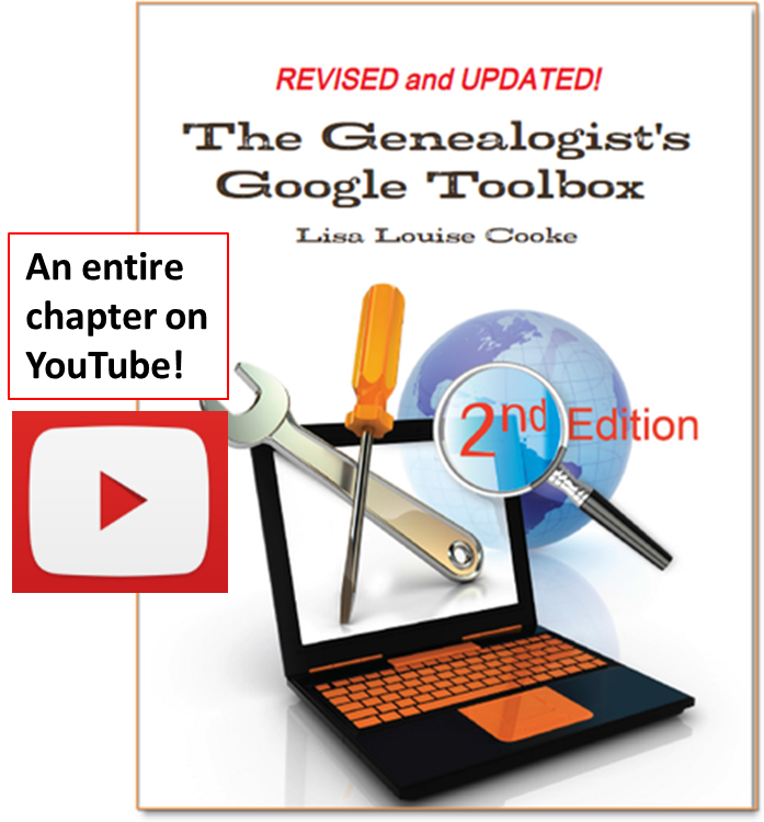 finding old home movies on YouTube toolbox-book-youtube