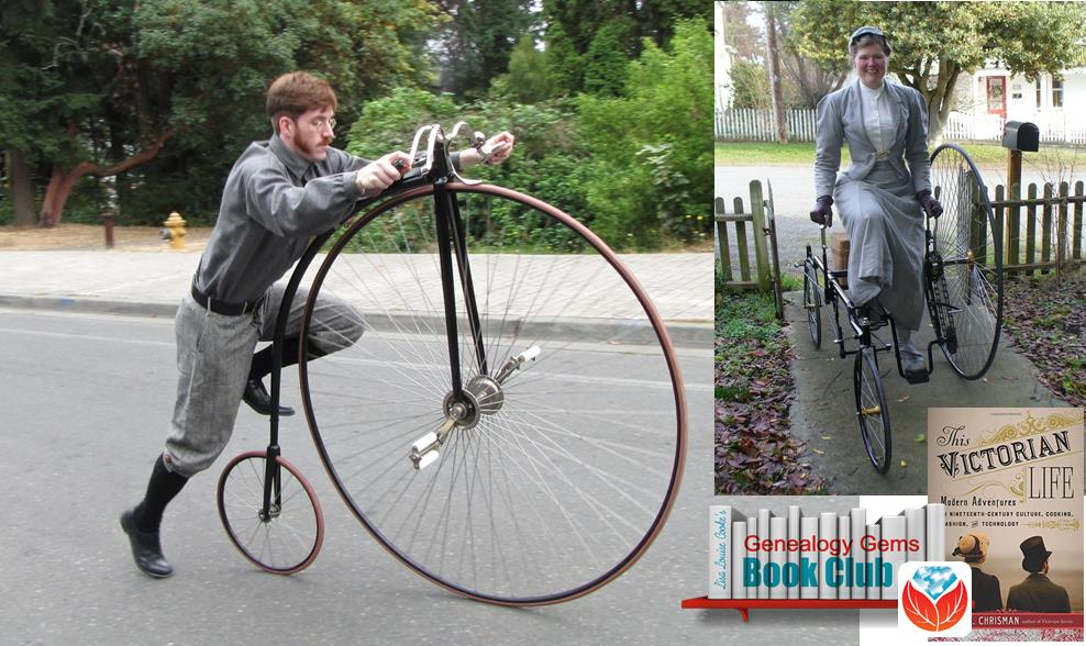 The Victorian Bicycles Your Ancestors May Have Ridden