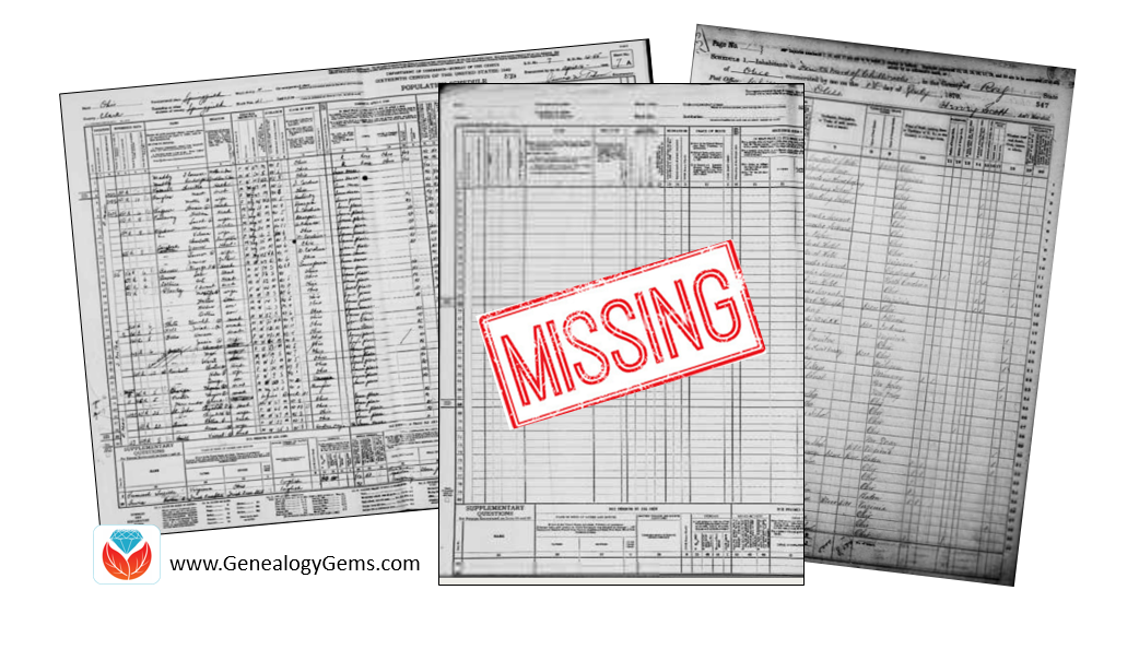 missing census