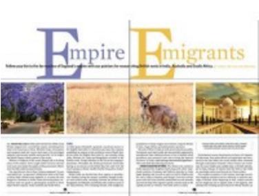 emigration records