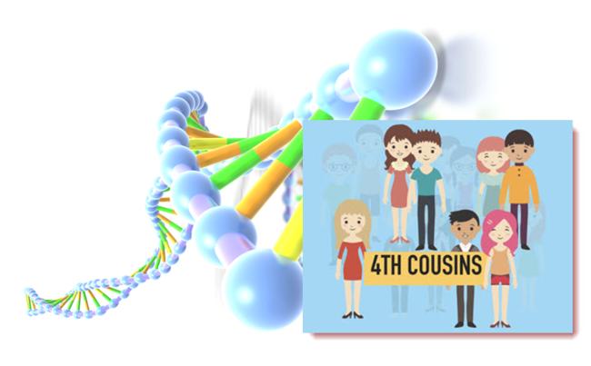 DNA cousins