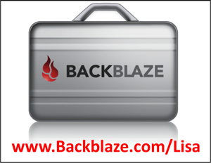 Backblaze lisa louise cooke