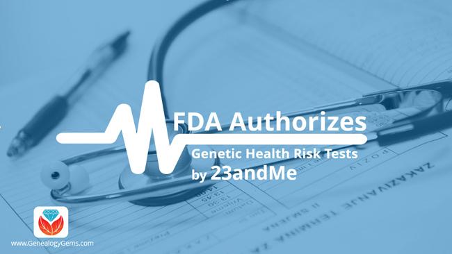 Genetic Health Risk Test