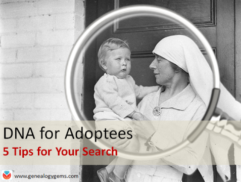 DNA testing for adoptees