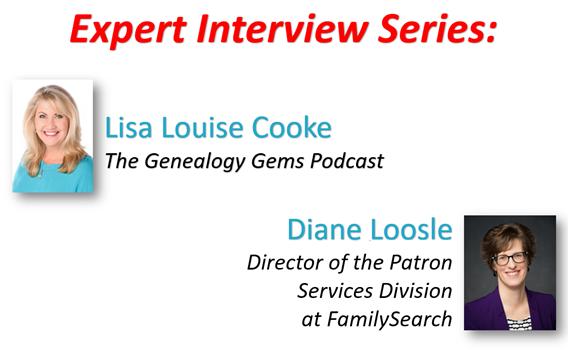 Guest: Diane Loosle