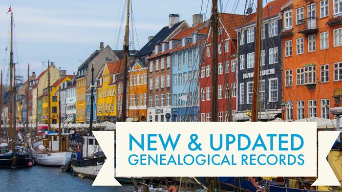 Denmark Census records Online
