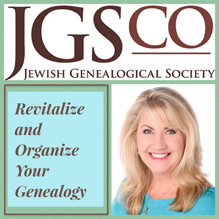 Jewish genealogy society