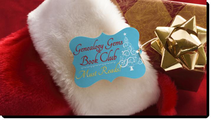 genealogy gems book club must reads