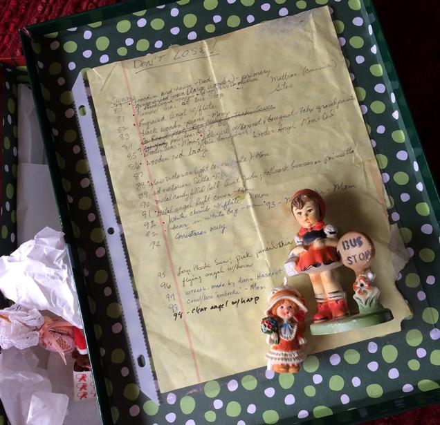 Morton family Christmas traditions moms list